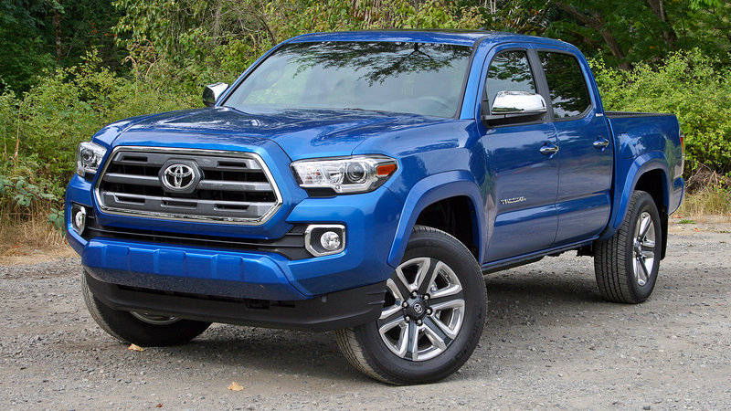 toyota tacoma reviews specs prices photos and videos top speed. Black Bedroom Furniture Sets. Home Design Ideas