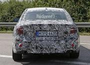 2017 BMW 5 Series Sedan Caught Testing: Spy Shots - image 639060