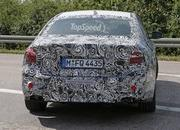 2017 BMW 5 Series Sedan Caught Testing: Spy Shots - image 639061