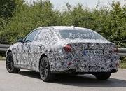 2017 BMW 5 Series Sedan Caught Testing: Spy Shots - image 639052