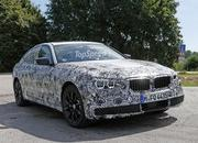 2017 BMW 5 Series Sedan Caught Testing: Spy Shots - image 639055