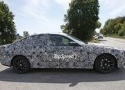 2017 BMW 5 Series Sedan Caught Testing: Spy Shots - image 639057