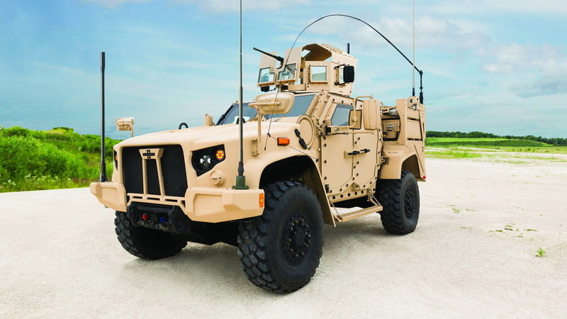 2017 Oshkosh Joint Light Tactical Vehicle