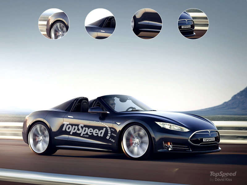 2020 Tesla Roadster Exterior Exclusive Renderings - image 638857