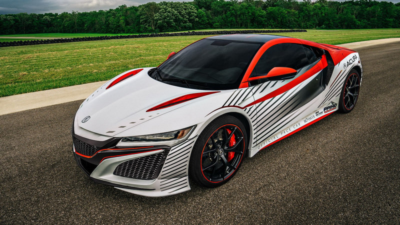 Acura Plans To Develop NSX GT Car For 2017