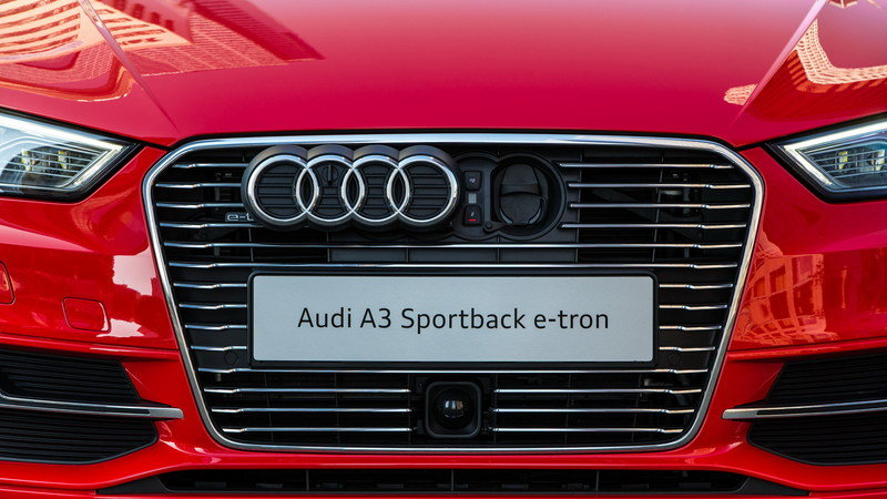 2016 - 2017 Audi A3 Sportback e-tron High Resolution Exterior - image 639141