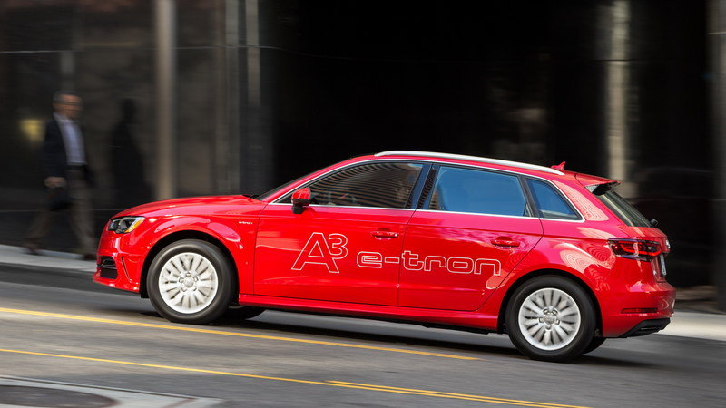 2016 - 2017 Audi A3 Sportback e-tron High Resolution Exterior - image 639143