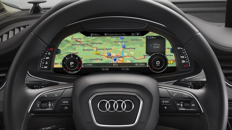 Audi, BMW and Daimler Officially Bought Nokia's HERE Mapping Business