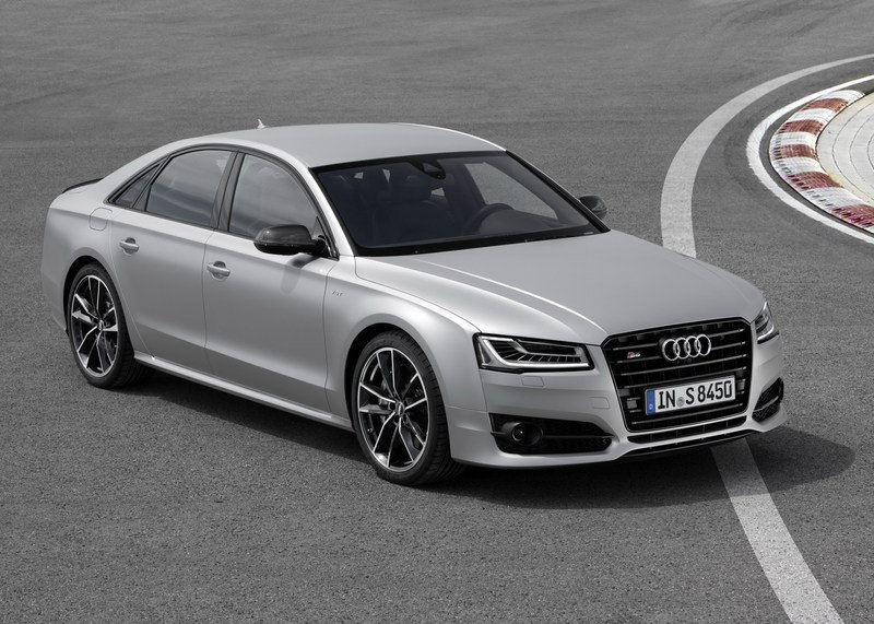 2016 Audi S8 Plus High Resolution Exterior - image 639087