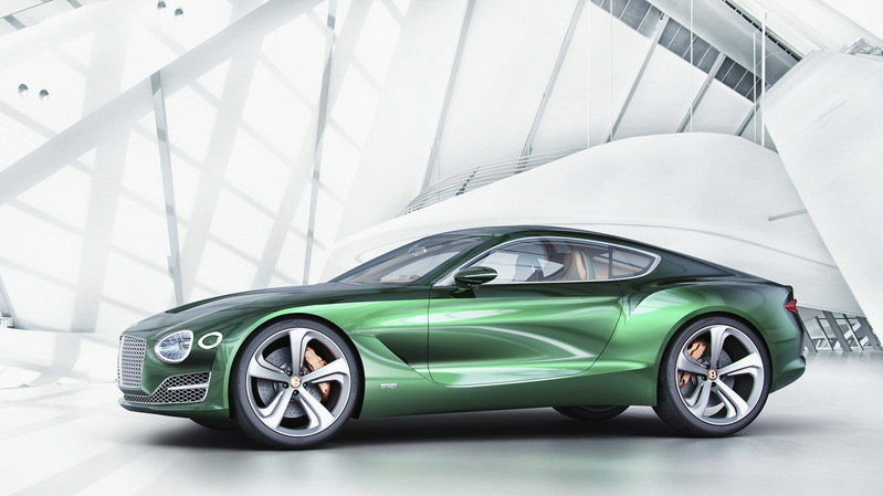 Bentley EXP 10 Speed 6 Production Version Not Yet Funded