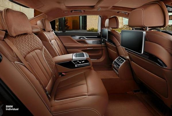 2016 BMW 7 Series By BMW Individual | car review @ Top Speed