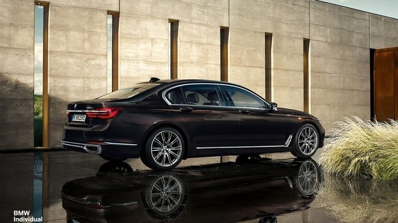 2016 BMW 7 Series By BMW Individual