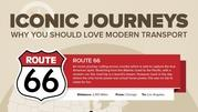 Car Infographic: Iconic Journeys, Why You Should Love Modern Transport - image 639028