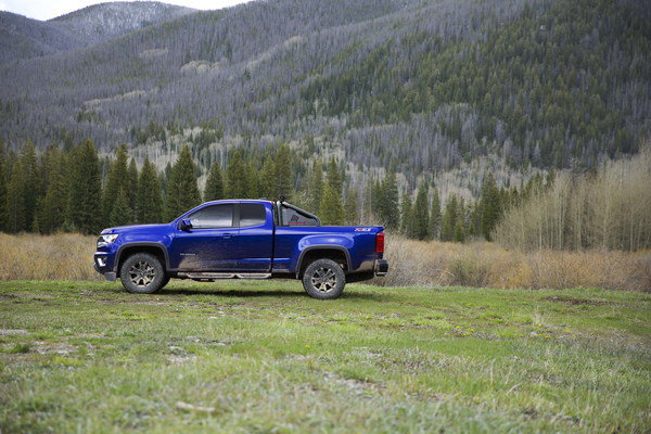 2016 chevrolet colorado z71 trail boss picture 638869 truck review