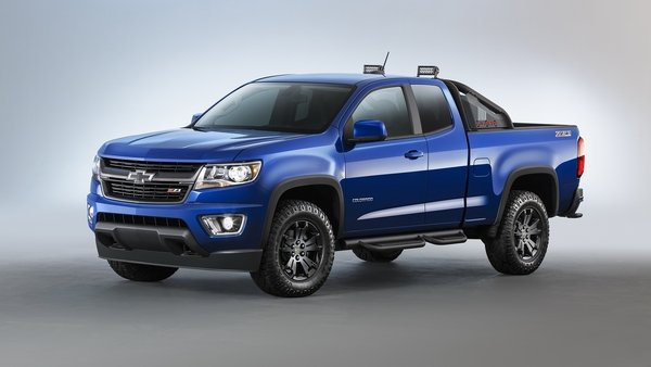 2016 chevrolet colorado z71 trail boss review top speed. Black Bedroom Furniture Sets. Home Design Ideas