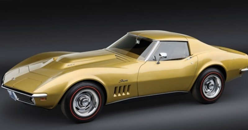 1969 Chevrolet Corvette 427/430 L88 | Top Speed