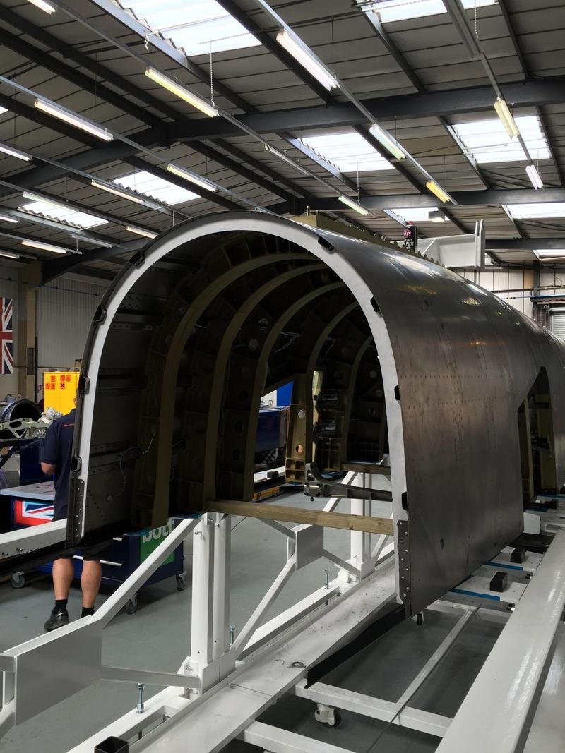 Cooling Challenges For The Bloodhound SSC's Engine High Resolution Exterior Press Releases - image 641076