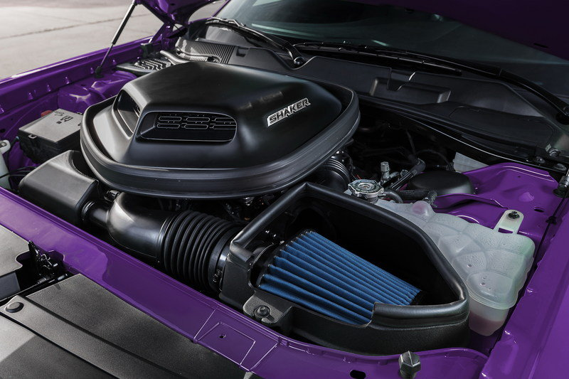2016 dodge challenger 392 hemi scat pack shaker plum crazy top speed. Black Bedroom Furniture Sets. Home Design Ideas