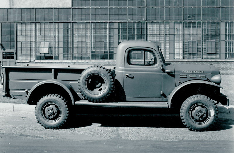 1946 Dodge Power Wagon High Resolution Exterior - image 639458