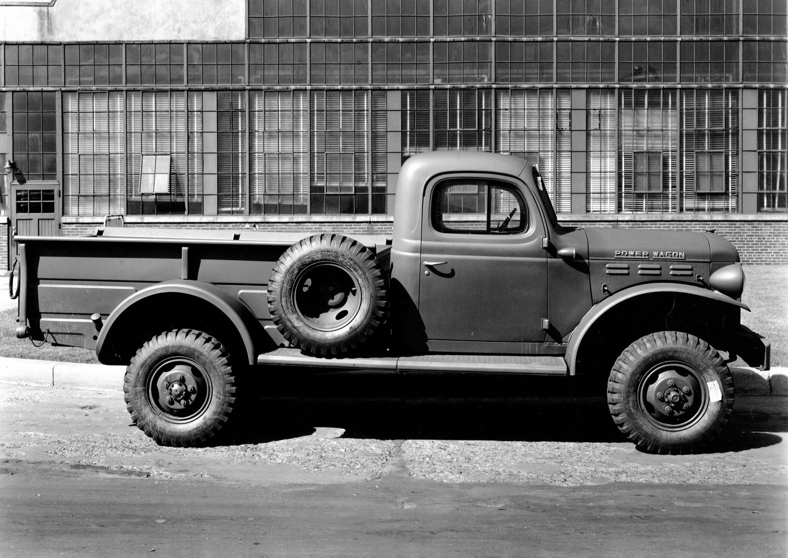 1946 Dodge Power Wagon - Picture 639461 | truck review ...