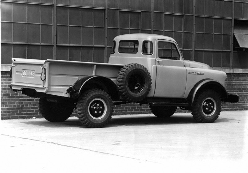 1946 Dodge Power Wagon High Resolution Exterior - image 639462