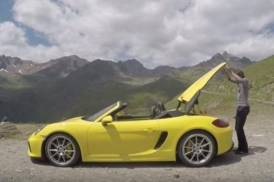 EVO Reviews the Porsche Boxster Spyder: Video