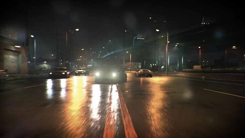 Need for Speed: Your Story Line