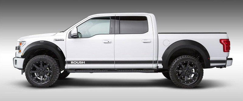 2015 Ford F-150 by Roush