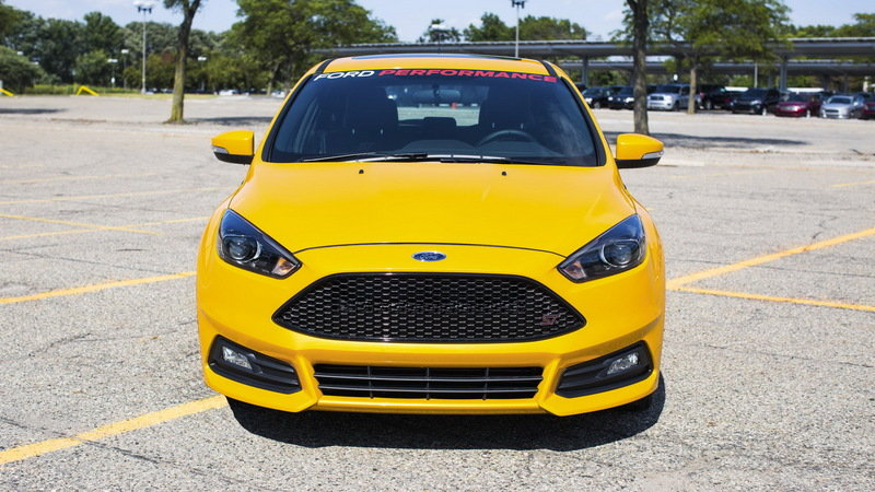 Ford Focus ST by Mountune