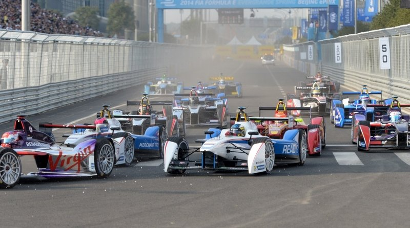 Formula E Could Join The Olympics In 2020