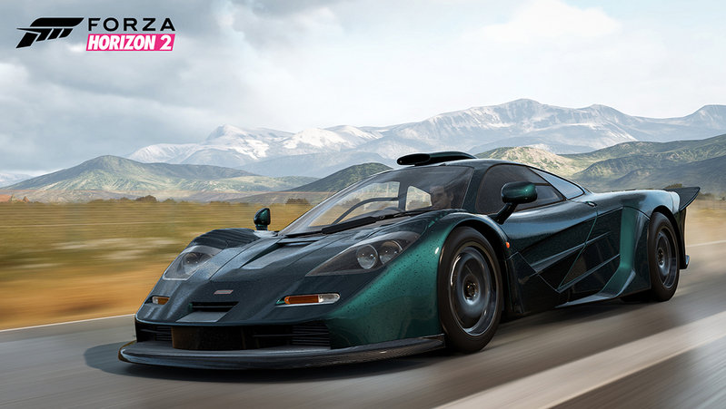 Forza Horizon 2 Gets Free Playground Select Car Pack