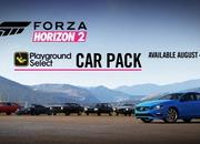Forza Horizon 2 Gets Free Playground Select Car Pack - image 639026