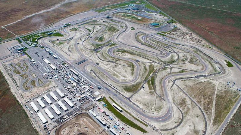 Geely-Owned Company Buys Miller Motorsports Park Circuit