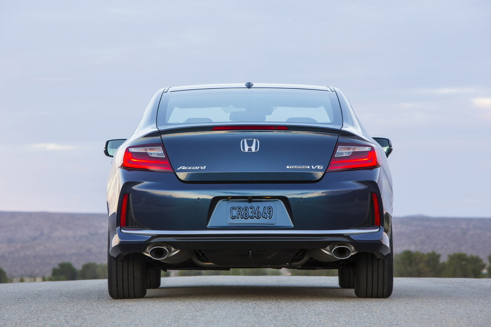 Original 2016 Honda Accord Coupe  Picture 639853  Car Review