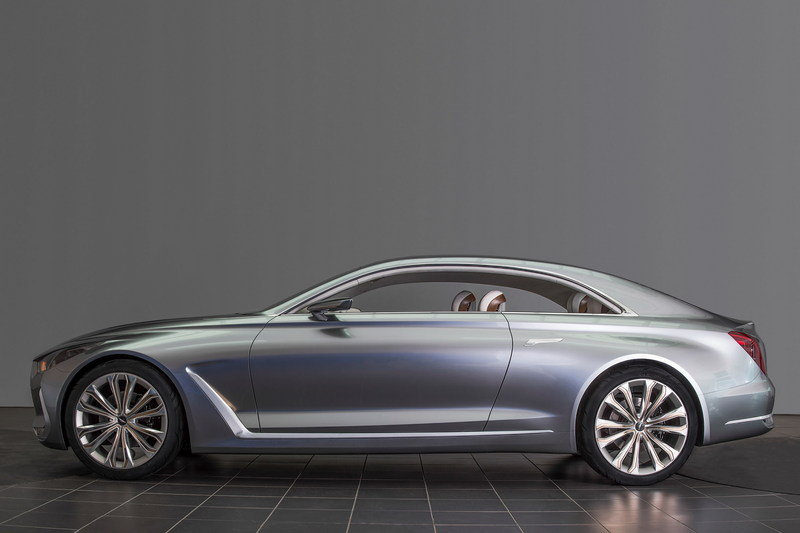2016 Hyundai Vision G Coupe Concept High Resolution Exterior - image 639968