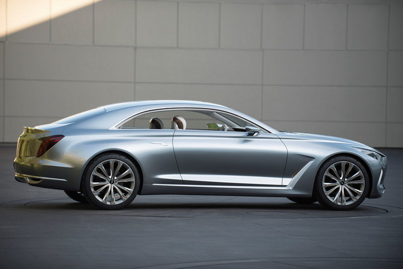 2016 Hyundai Vision G Coupe Concept High Resolution Exterior - image 639969