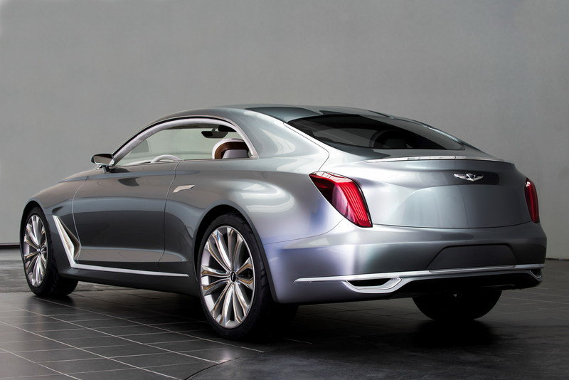 2016 Hyundai Vision G Coupe Concept High Resolution Exterior Wallpaper quality - image 639970