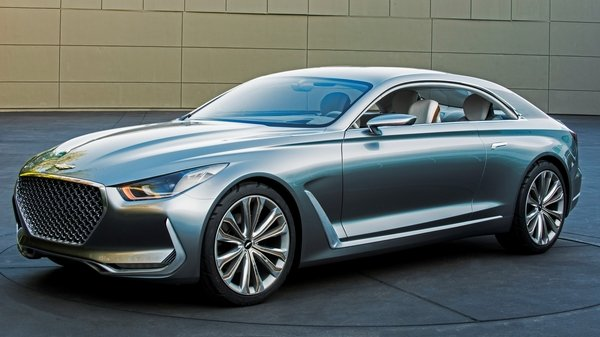 genesis to launch competitors for bmw 6 series - DOC639989