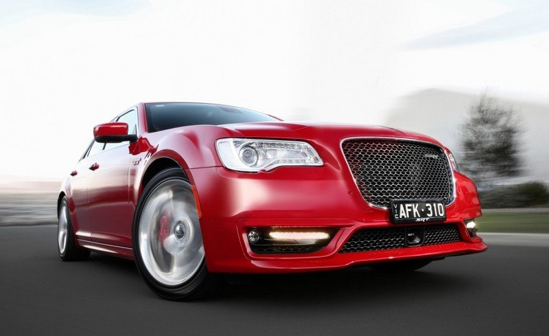Its Official: North America Won't Get The Refreshed Chrysler 300 SRT