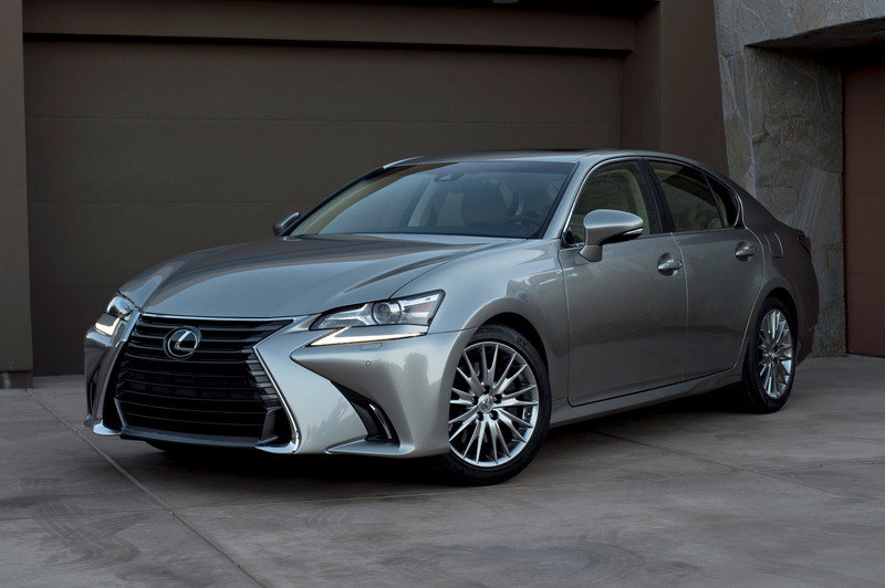2016 Lexus GS High Resolution Exterior - image 640431