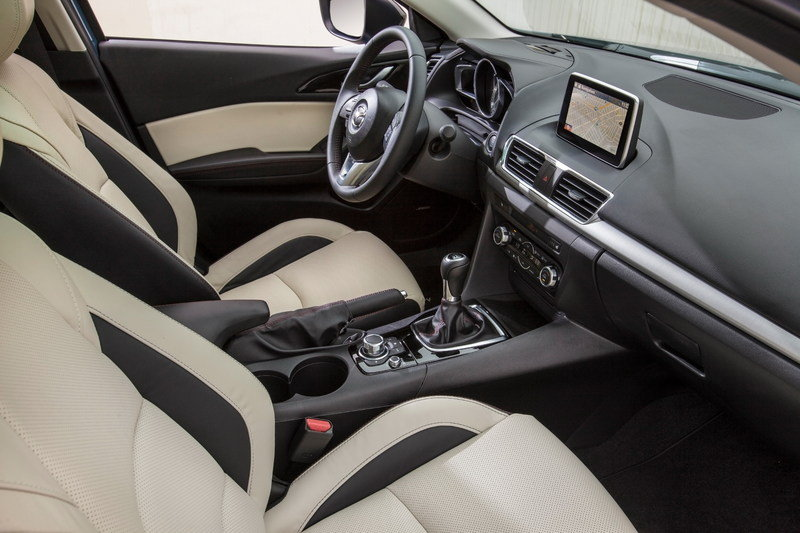 2016 - 2018 Mazda3 High Resolution Interior - image 639271