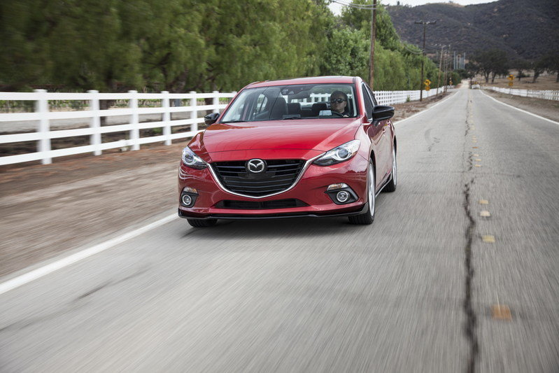 2016 - 2018 Mazda3 High Resolution Exterior - image 639275