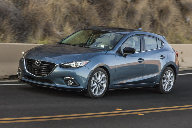 2016 - 2018 Mazda3 High Resolution Exterior - image 639252