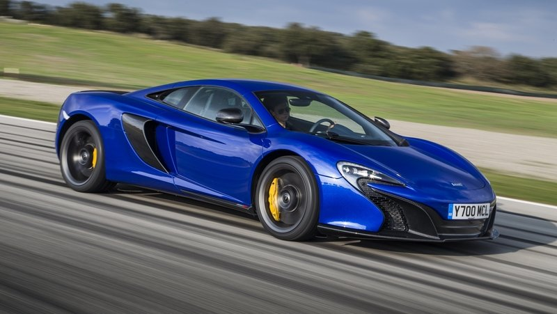 McLaren 650S Replacement Rumored To Arrive in 2018