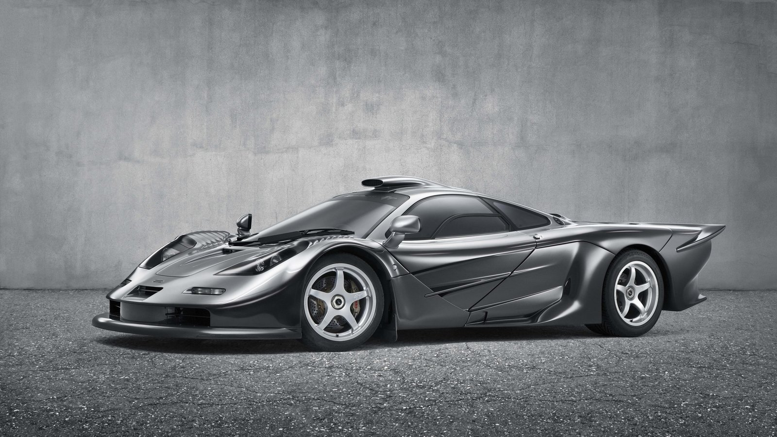1997 Mclaren F1 Gt Top Speed