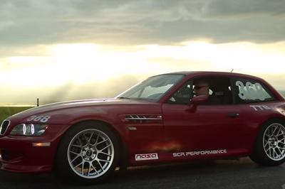Modified BMW Z3M Coupe Stars in Petrolicious Video