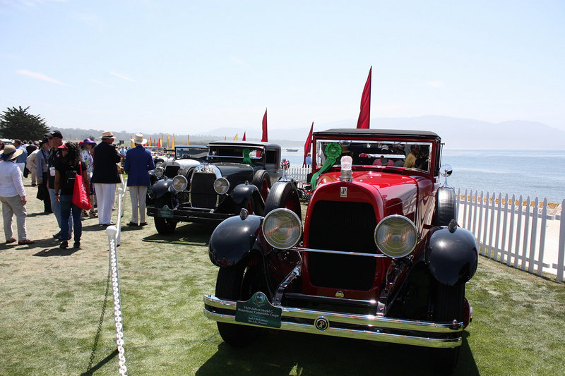 Monterey Car Week 2015 – Day 5 High Resolution Exterior AutoShow - image 642701