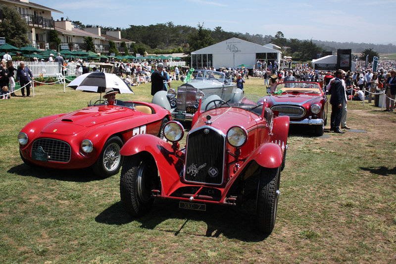 Monterey Car Week 2015 – Day 5 High Resolution Exterior AutoShow - image 642707