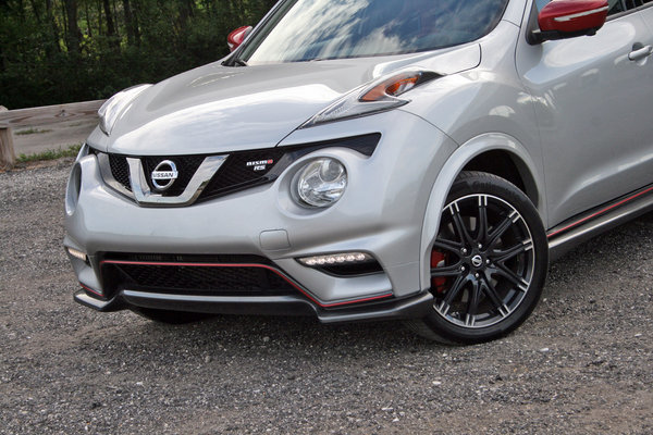 2015 Nissan Juke Nismo Rs Driven Car Review Top Speed