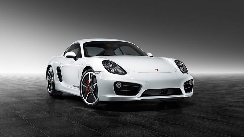 2016 Porsche Cayman S By Porsche Exclusive